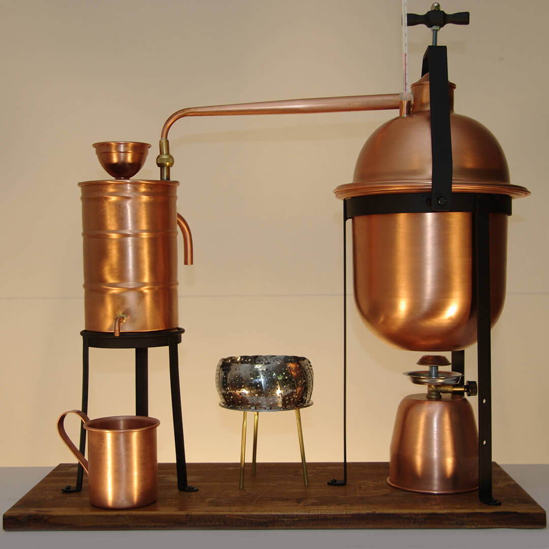 Moonshine still Deluxe 7.8 liters